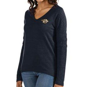 Antigua | NEW Nashville Predators Long Sleeve